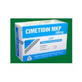 Viên nén bao phim Cimetidin MKP-300mg -